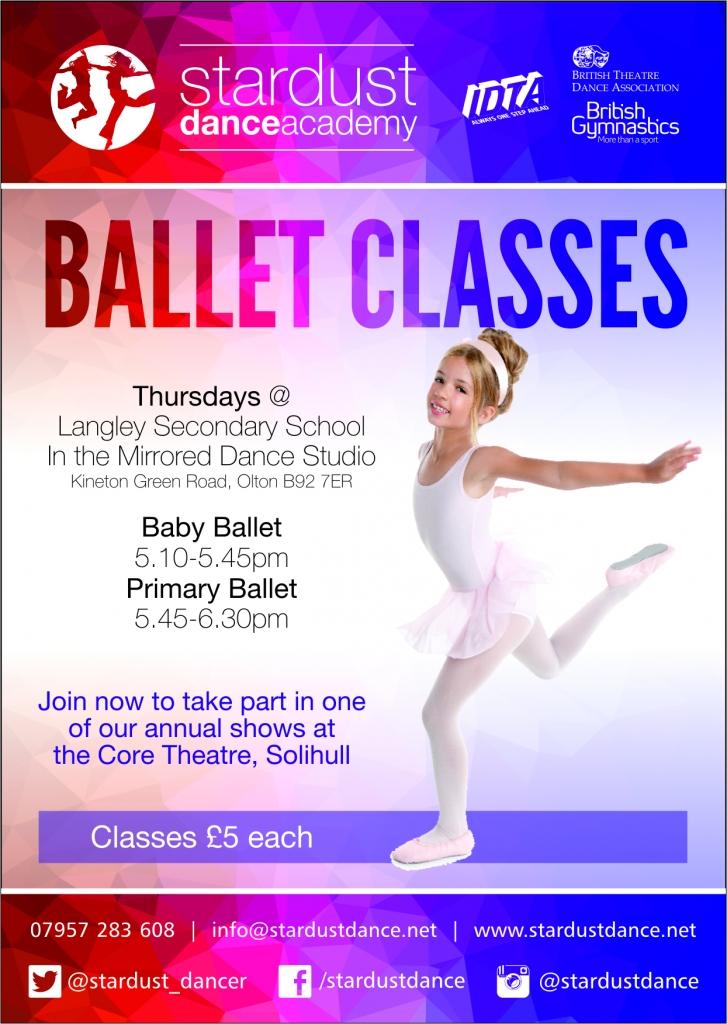 A6 Ballet Langley Oct 19
