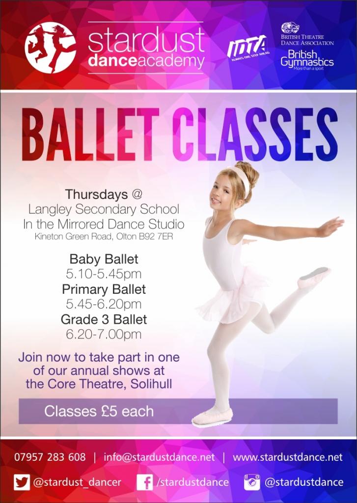 A6 Ballet Offer July 18