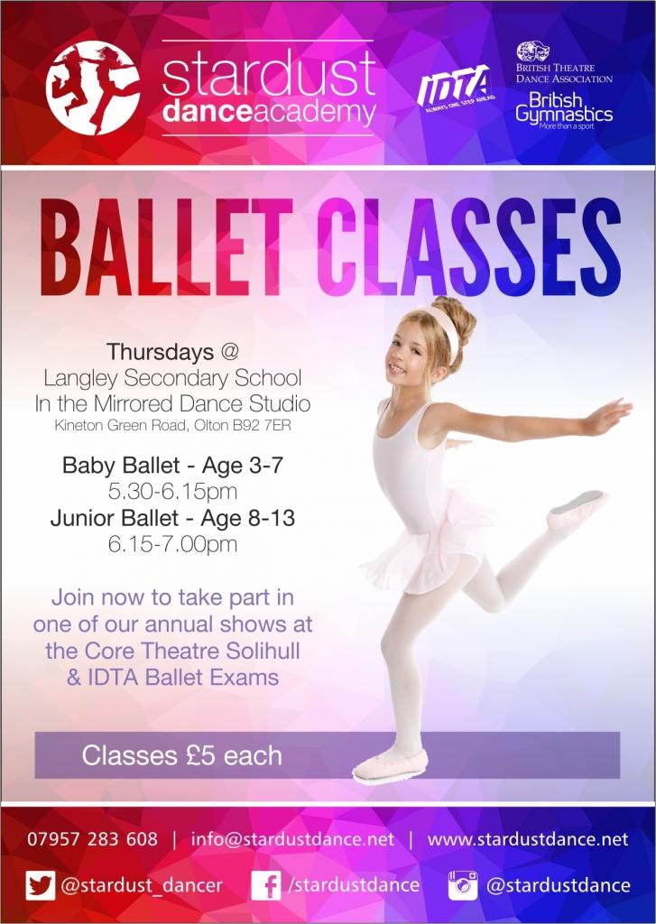Ballet Langley